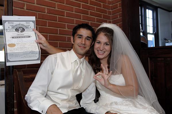 Ownby Wedding