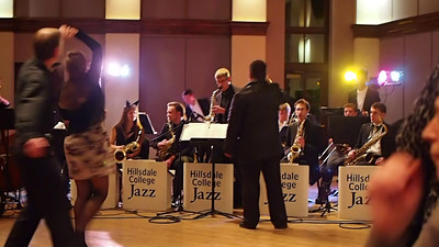 3 minute video of Jazz Band
