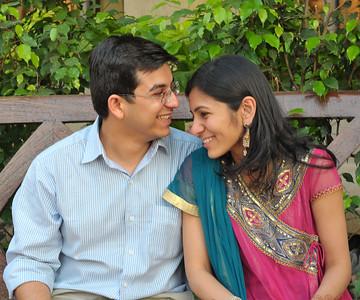 Neel & Urvi. Pre-wedding pictures of Parthiv (Mehta) & Neha (Kapadia) at the J W Marriott, Juhu, Mumbai.