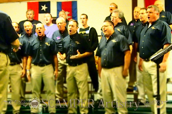 Guest Night with the Voices of Harmony, October 15, 2013