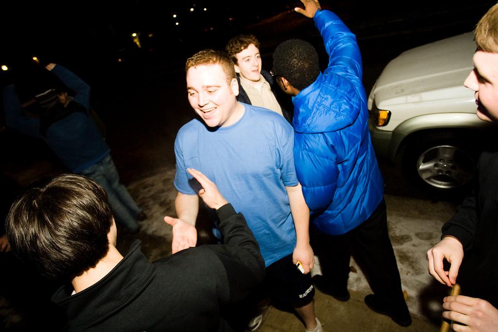 Bid Night '08.