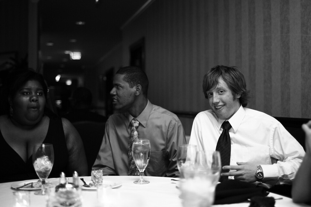 Formal 2008! <br /> PHOTO BY ALEX TURCO