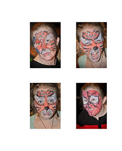 Face Painting Book 1 2012-2