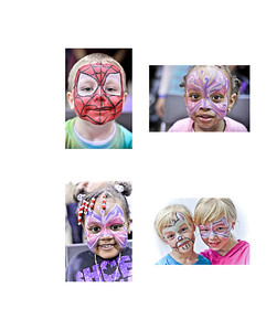 Face Painting Book 1 2012-5
