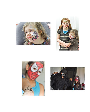 Face Painting Book 1 2012-6