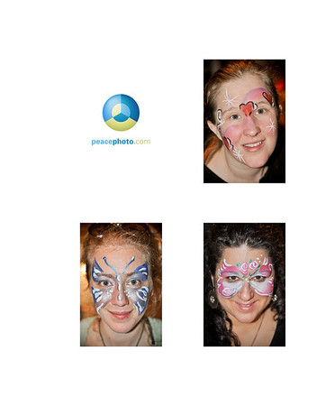 Face Painting Book 1 2012-1