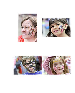Face Painting Book 1 2012-4
