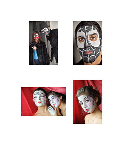 Face Painting Book 1 2012-7