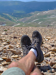 Mt Sherman - Mt Sheridan, CO