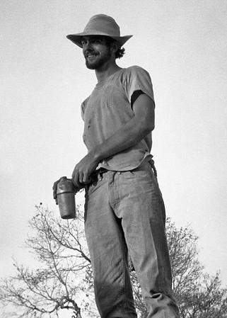 1972 - Mexico Caving