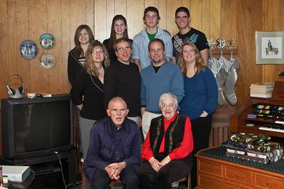 Family Photos Christmas 2008