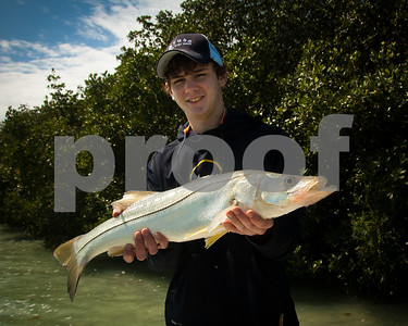 Isla Morada Snook