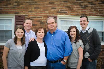Family Shot 2011