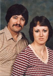 My mom & dad