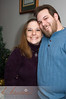 My cousin Jason and his girlfriend at the time