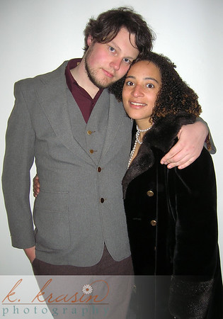 My cousin Jeb and his girlfriend