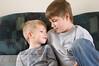 My nephews, Jordyn and Ben