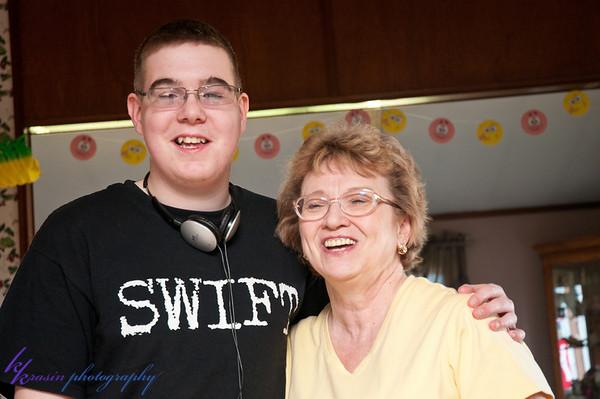 Nick & Malia's mom