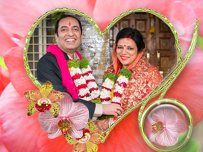 anish, ceremony, mamta, marriage, Nanda, wedding
