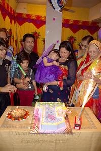 Anushka's Birthday Celebrations at Mumbai