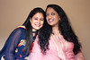 Priya and Anu at Anushka's Birthday Celebrations at Marol, Mumbai.