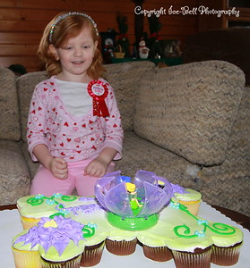 20160117 Annalise 5th Birthday
