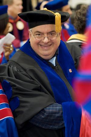 Dr. Dennis Woytek Doctoral Commencement