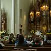 Easter Basket Blessing at St. Mary, New Kensington, 2009