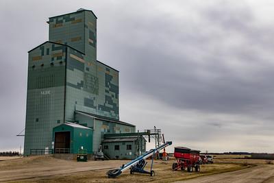 Niobe Grain Elevator