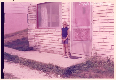 1970 Lake of the Ozarks; Kathy Ice