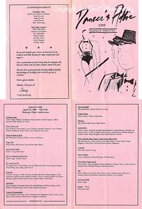 1989 Dancers Attic