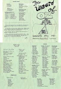 1987 The Dancers Attic