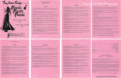 19930612-0613 The Dance Factory Music Music Music