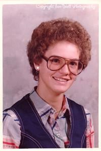 Kathy Ice 1977 Freshman age 15