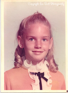 Kathy Ice School Photo Fall 1969