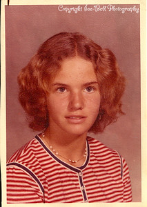 Kathy Ice Age 12 1974-1975 School Year