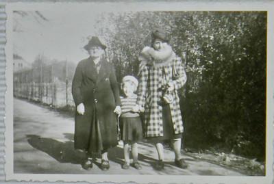 Germany - Bertha Strehlow, Charlotte Strehlow, germany, Valli Wright