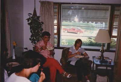 Judy, Terri, Donna