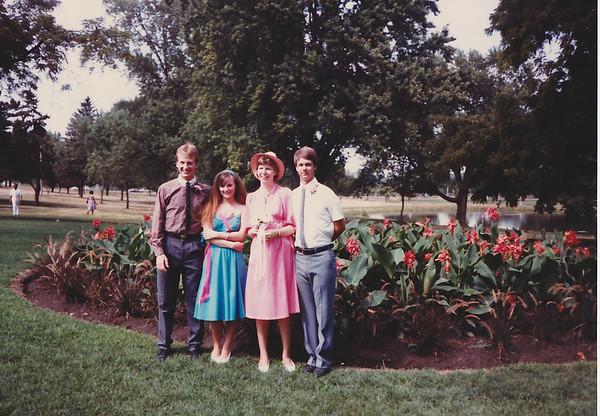 Tim Berger and Trish Grow