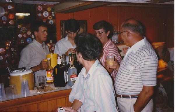 Dad, David, Terri, Mr. and Mrs. Punchocar