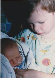 Jeff and Matt, September 1989