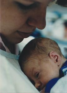 Sue and Matt, September 1989