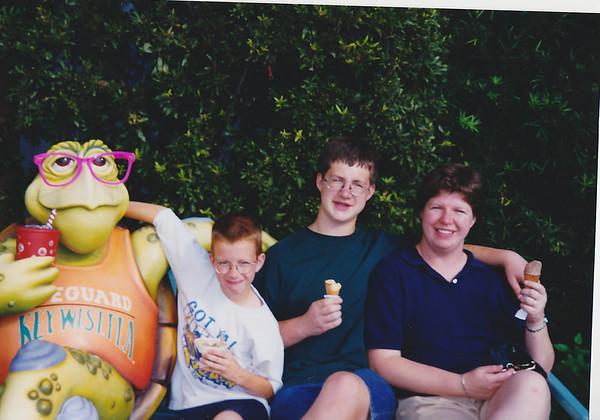 Jeff, Matt, Sue