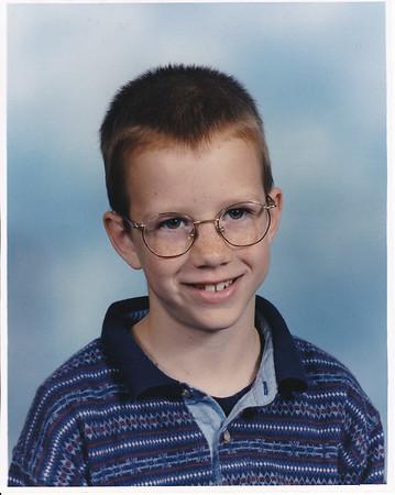 Matt - Age 9 - Grade 4 - 1998