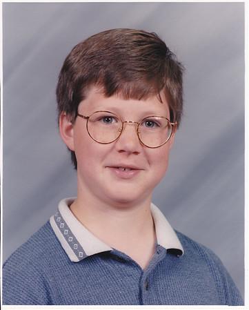 Jeff - Grade 5 - 1996