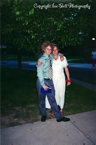 200405 Patrick Marstall's 8th Grade Graduation with Kathy