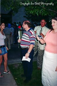 200405 Patrick Marstall's 8th Grade Graduation Sara, Ed, Richard and Heather
