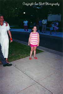 200405 Patrick Marstall's 8th Grade Graduation Kathy and Ashlynn