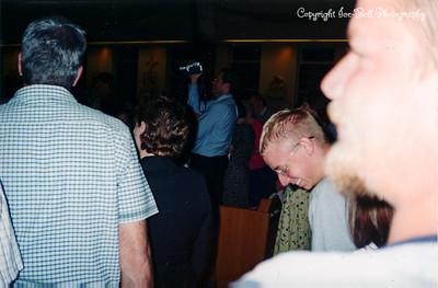 200405 Patrick Marstall's 8th Grade Graduation DJ and Doug