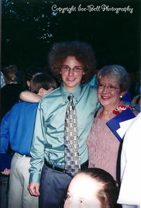 200405 Patrick Marstall's 8th Grade Graduation